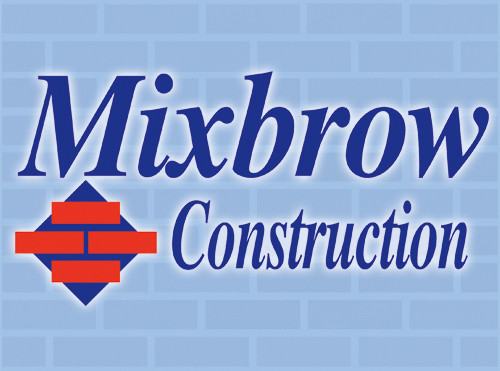 Mixbrow Construction Logo