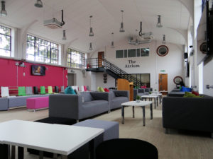 New Sixth Form Centre, St. Josephs College